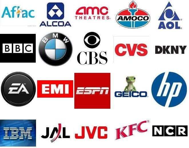 acronyms brand names