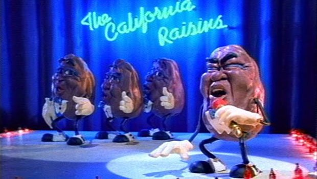 the-california-raisins