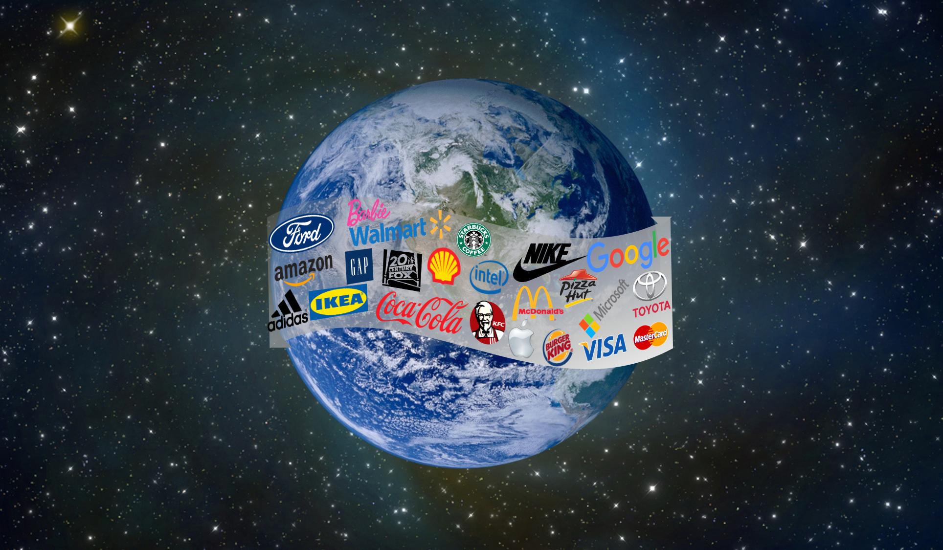 Brands Make the World Go 'Round